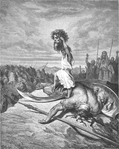 David Slays Goliath