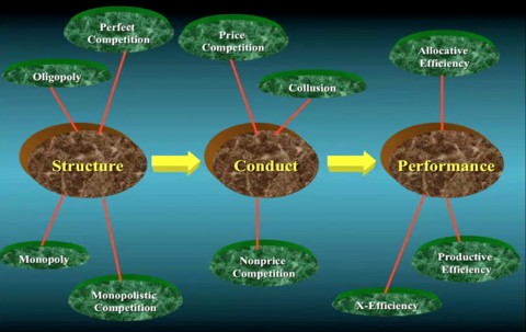 Structure-conduct-performance paradigm