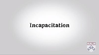 incapacitation punishment
